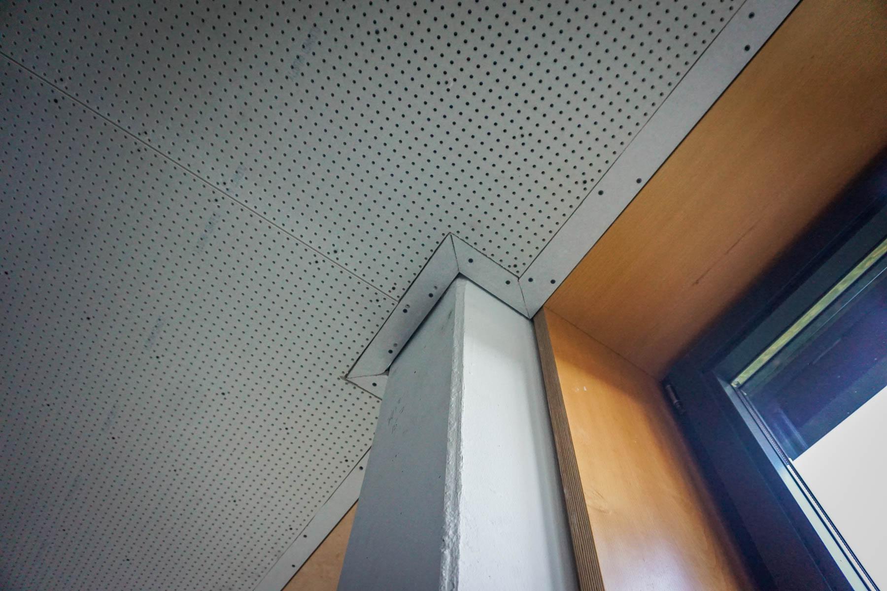 Landesberufschule Dornbirn Baustelle